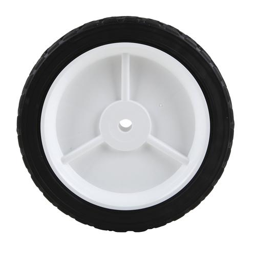 8-Inch Plastic Mower Wheel