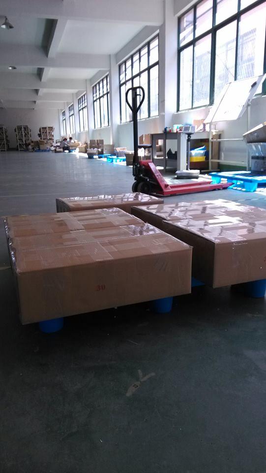 Antanker China warehouse