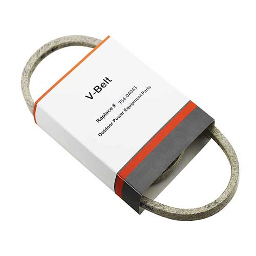 Drive Belt replaces MTD 954-04043